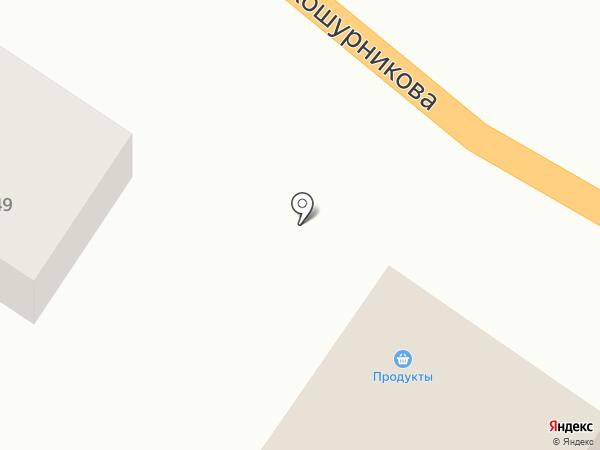 Хороший на карте Усть-Мун