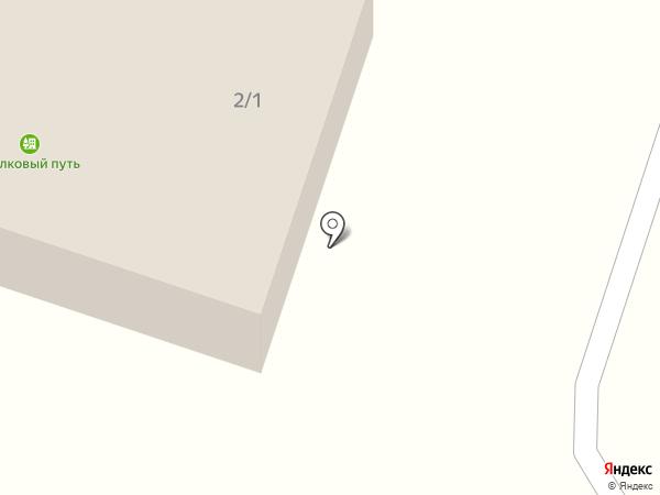 Трактир на карте Усть-Семы