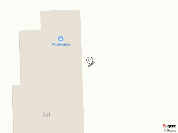Хозяйственный магазин на карте Усть-Семы