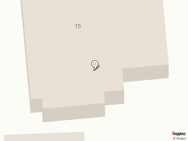 Магазин детских товаров на карте Усть-Семы