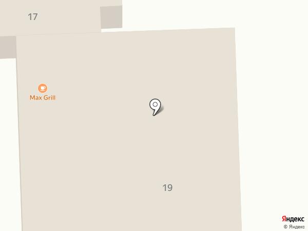На Вираже на карте Усть-Семы