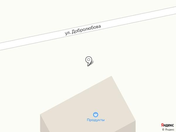 Ермак на карте Салаира