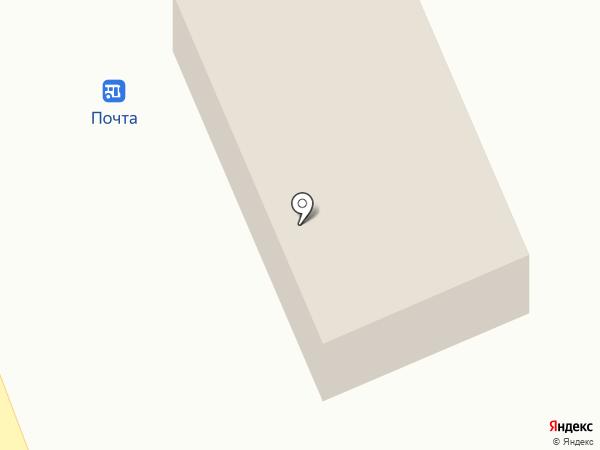 Амалия на карте Салаира