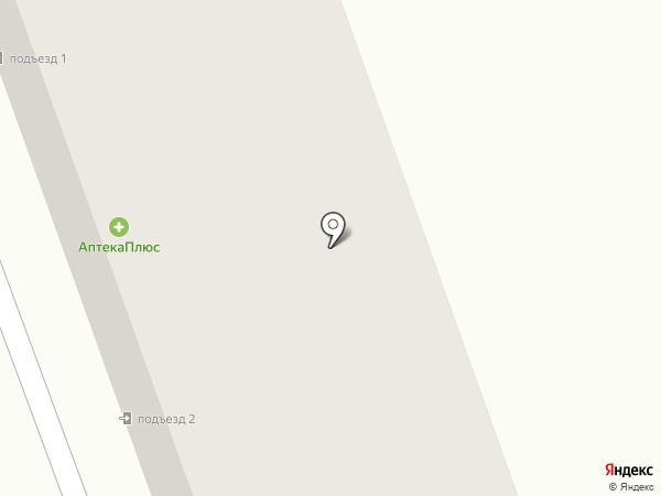 Силуэт на карте Салаира