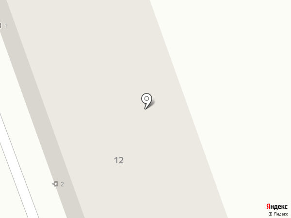 Пивзаправка на карте Салаира