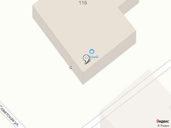 Сеть платежных терминалов на карте Аи