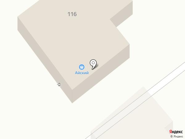 Продуктовый магазин на карте Аи
