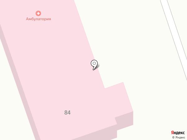 Айская врачебная амбулатория на карте Аи