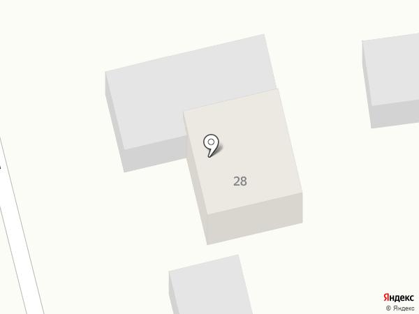 Аба на карте Аи