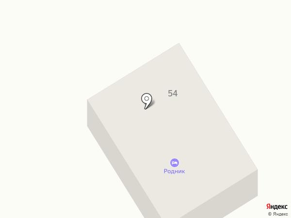 Уктус на карте Аи