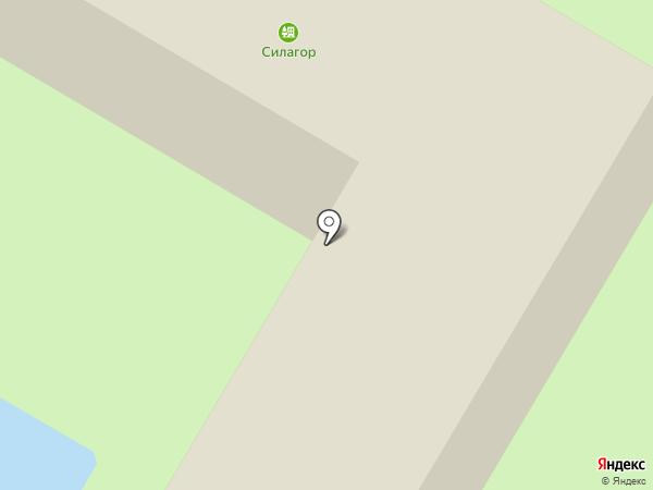 СИЛАГОР на карте Катуни