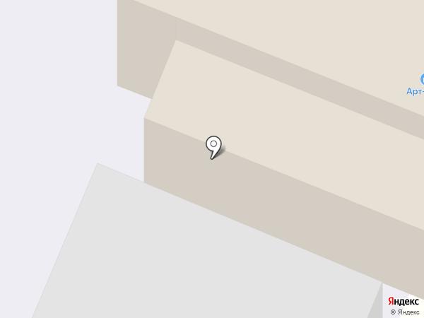 Горно-Алтайская РПСБ на карте Маймы