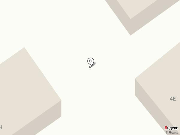 Николаевская на карте Катуни