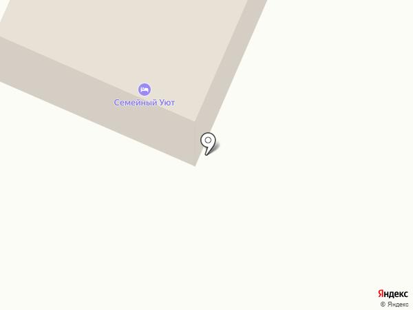 Семейный уют на карте Катуни