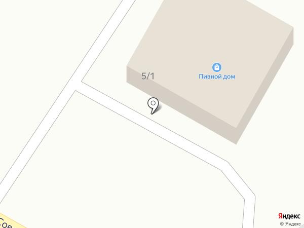 Андижан на карте Катуни