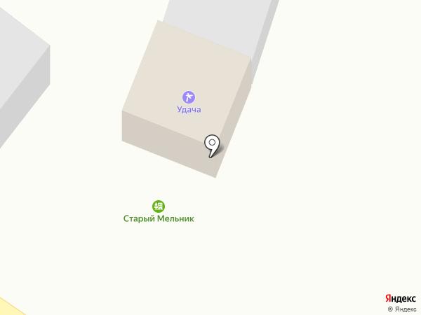 Удача на карте Катуни