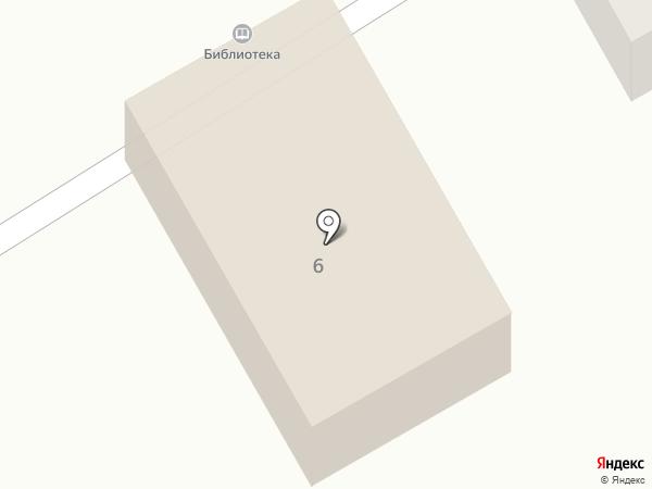 Сельский дом культуры на карте Катуни