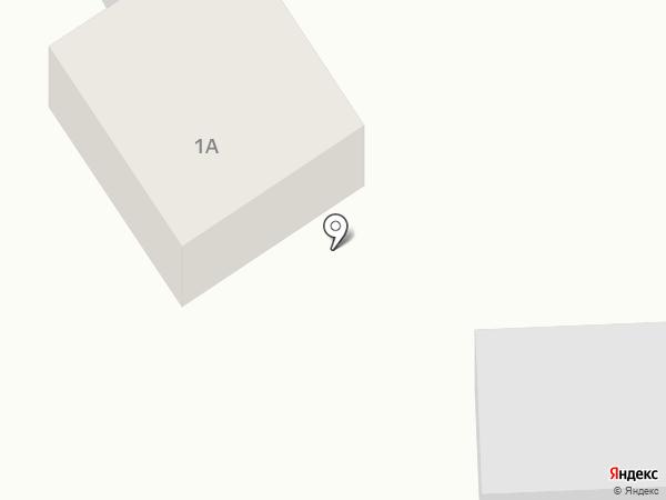 Гостевой дом на карте Катуни