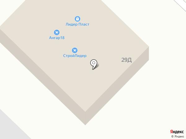 Ангар18 на карте Маймы