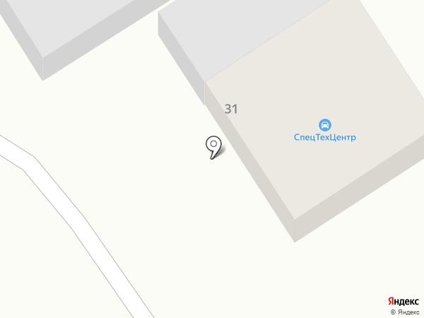 СпецТехЦентр на карте Маймы