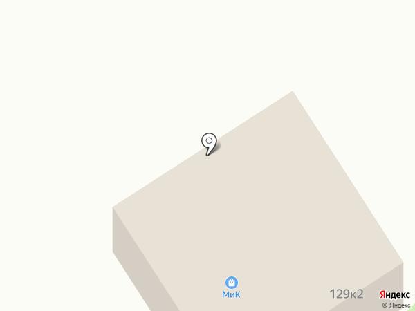 НИКА на карте Маймы