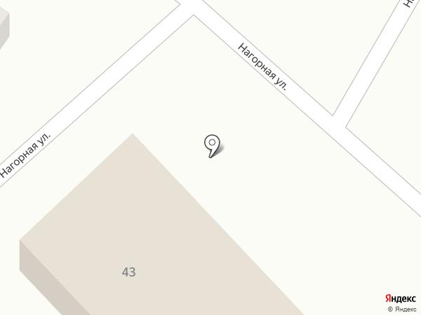 Первая линия на карте Маймы