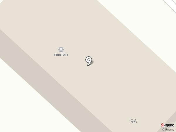 УФСИН России по Республике Алтай на карте Маймы