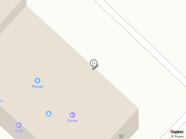Каменщик на карте Маймы