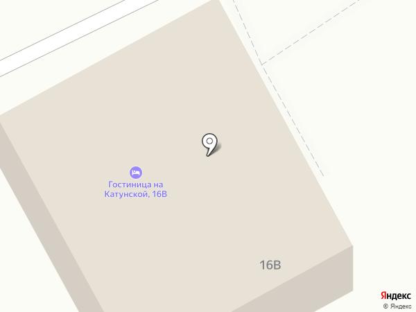 На Катунской на карте Маймы