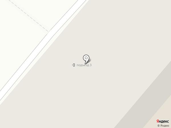 Горно-Строй на карте Маймы