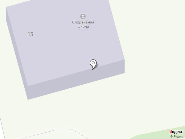 ДЮСШ на карте Маймы