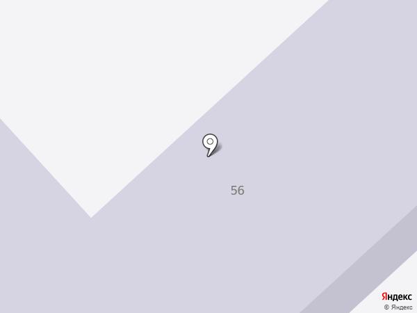 Майминская средняя общеобразовательная школа №2 на карте Маймы