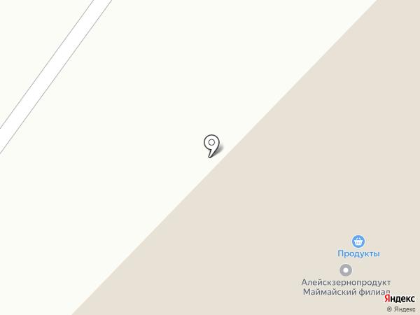 ЭкоПродукт-2 на карте Маймы