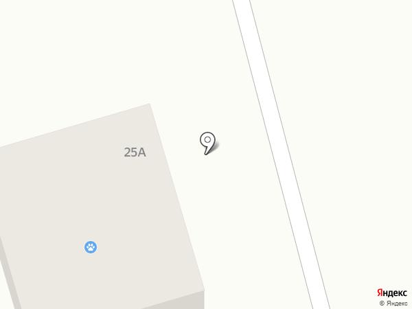 Настенька на карте Маймы