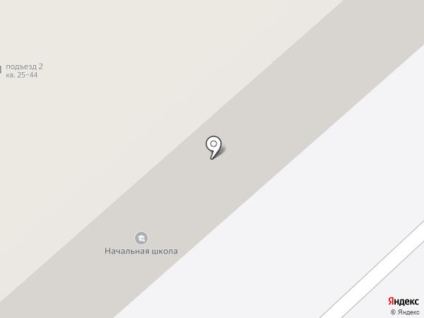 Майминская средняя общеобразовательная школа №2, МБОУ на карте Маймы