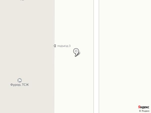 Фурор на карте Горно-Алтайска