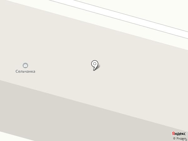 Сельчанка на карте Маймы
