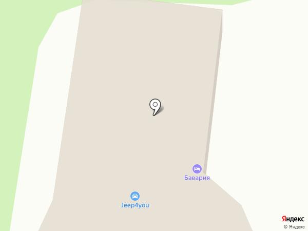 Бавария на карте Маймы