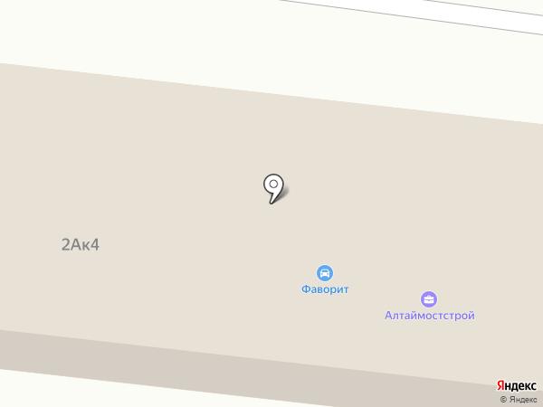 Auto Land на карте Маймы