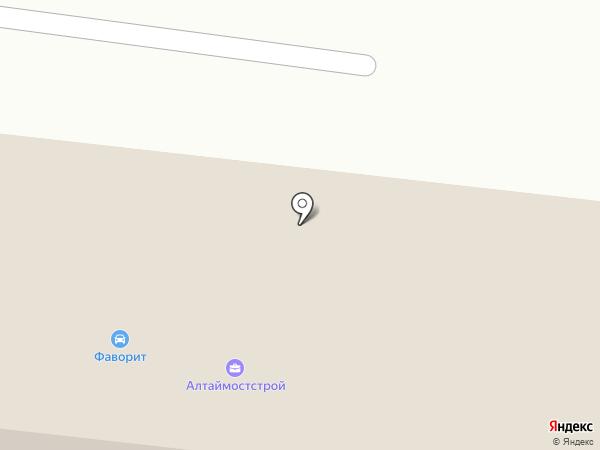 Фаворит на карте Маймы