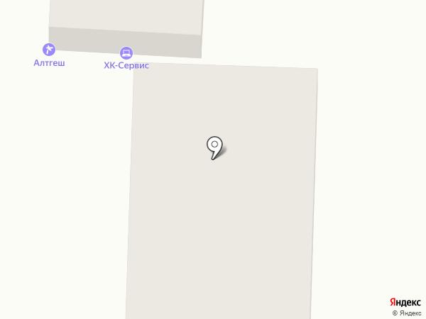 Ремонтная мастерская на карте Маймы