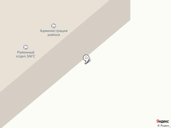 Управление финансов Администрации Майминского района на карте Маймы