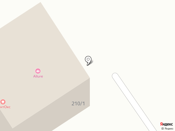Allure на карте Горно-Алтайска