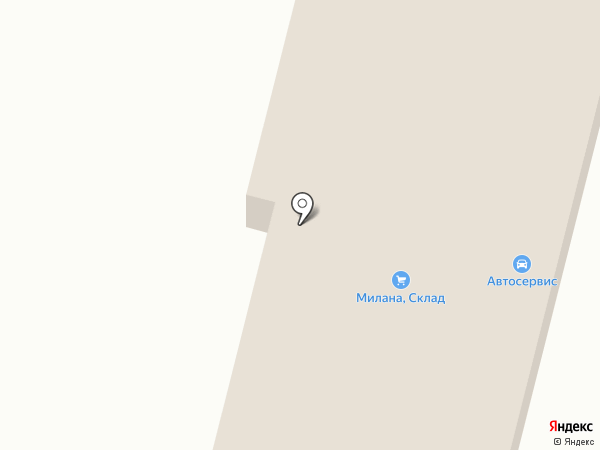 АвтоДиК на карте Маймы