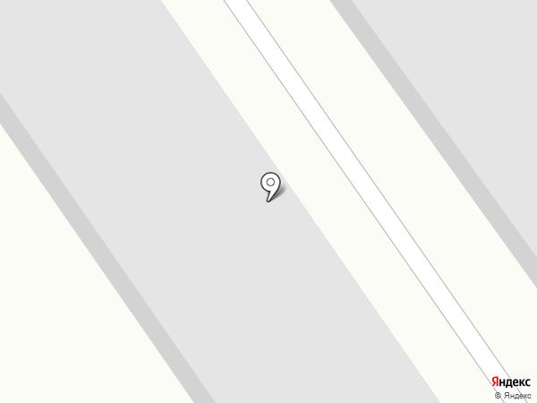 Автомастерская на карте Горно-Алтайска