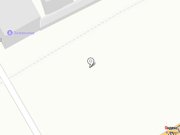 Киоск по продаже хлебобулочных изделий на карте Маймы