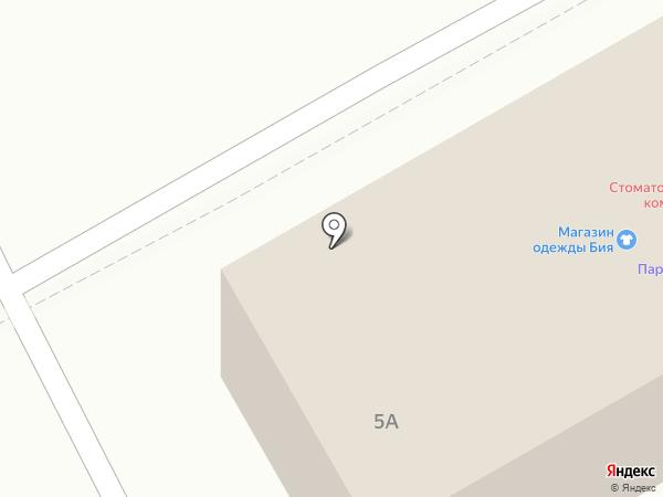 ZooМир на карте Маймы