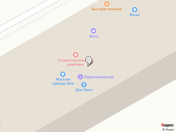 Продуктовый магазин на карте Маймы