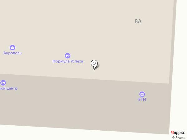 Территория красоты на карте Маймы