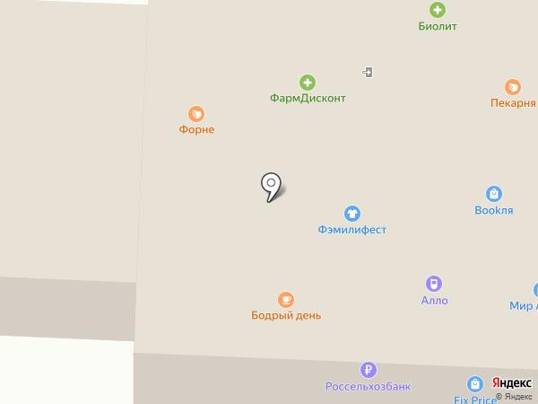 Карамель на карте Маймы